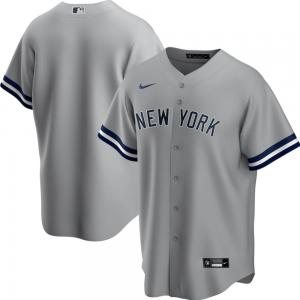 Nike MLB New York Yankees Replica Road Jersey