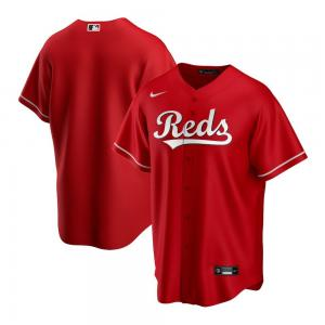 Nike MLB Cincinnati Reds Alternate 2020 red Replica Team Jersey