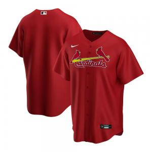Nike MLB St. Louis Cardinals Red Alternate 2020 Replica Team Jersey