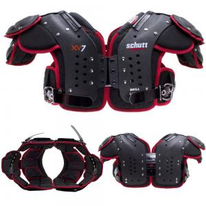 Schutt XV 7 Skill Position Shoulder Pads