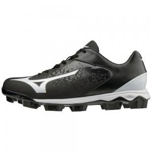 Mizuno Wave Select Nine Molded Baseball Shoes  (320584)