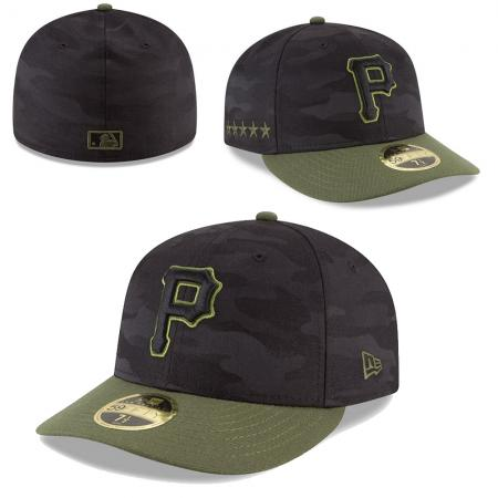 New Era/MLB Pitsburgh Pirates Alternate 3 Authentic Low Profile 59FIFTY Cap